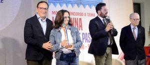 Vanda Dimattia – 1° premio  assoluto a Martina Franca
