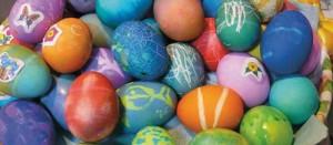 Tradizioni&simbologia: l'uovo di Pasqua